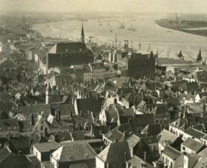 Město Antverpy