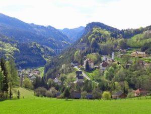 City of Breitenstein am Semmering