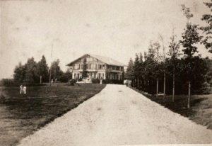 بيت Boissevain Drafna