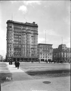 1908-1909 Hotel Saboya