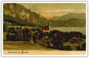 City of Steinbach am Attersee