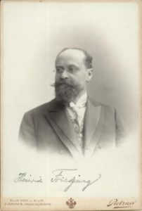 Heinrich Friedjung (1851-1920)