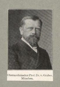 Max von Gruber (1853-1927)