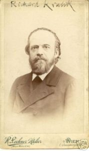 Richard Ritter von Meyrswalden Kralik (1852-1934)