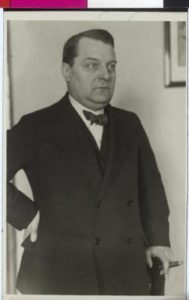 Richard Eberstaller (1887-1945)