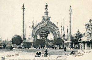 World exhibition Paris (1900) Expo