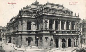دار الأوبرا في بودابست