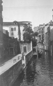 1922-1934 House Alma Mahler Venice (Fondamenta Contarini San Polo 2542, Casa Mahler)