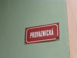 House Krzyzanowski (Provaznicka ulice No. 460)