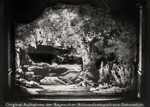 Gustav Mahler himself in Bayreuth (1883, 1889, 1891, 1894 and 1896)