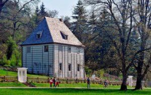 House Goethe's Gartenhaus (summer house)