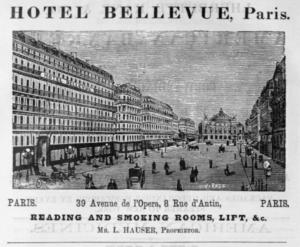 1907 Hotel Bellevue