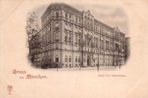 1906 Hotel Vier Jahreszeiten