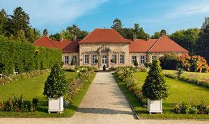 Old Palace Hofgarden Hermitage