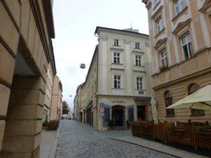 1883-1883 House Gustav Mahler Olomouc - Michalska ulice No. 4/253 (Golden pike house)