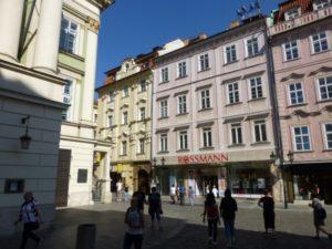 1885-1885 House Gustav Mahler Prague - Rytirska No. 24