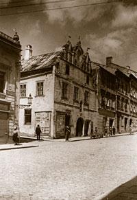 1860-1872 House Gustav Mahler Jihlava - Znojemska street Nos. 4/1089 (Pirnitzer gasse No. 265)