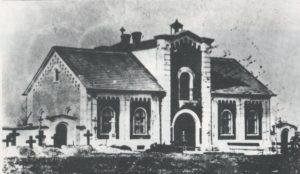 Cementerio central (calle Zizkova núms. 95/1866, Batellauer Gasse núm. 33)