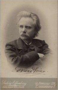 एडवर्ड ग्रिग (1843-1907)