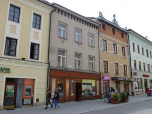 Pub Bernard Mahler (Benesova street Nos. 17/1254, Obere Sacher Gasse No. 451)