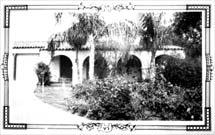 1940-1942 House Alma Mahler Hollywood (6900 Los Tilos Road)