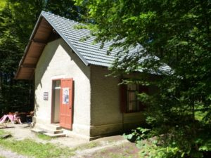 1901-1907 House Gustav Mahler Maiernigg - Villa Mahler No. 31 (Composing cottage)