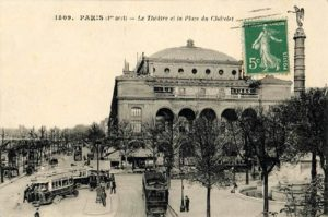 Chatelet theater