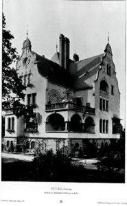 Villa Albert Neisser
