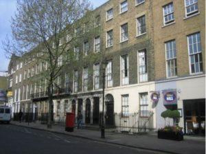 1892-1892 Houses Gustav Mahler London (all)