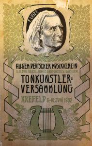 Tonkunstlerversammlung des ADM (1902)