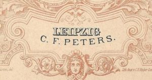 Peters music publishers
