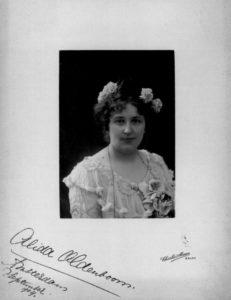 एलिडा ओल्डेनबॉम-लुत्केमान (1869-1932)