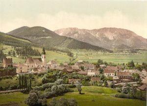 City of Puchberg am Schneeberg