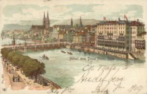 1903 Hotel les Trois Rois
