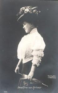 Josephine von Artner (1869-1932)
