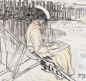 Emma Bellwidt (1879-1937)