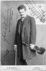 Felix Berber (1871-1930)