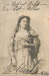 Elise Elizza (1870-1926)