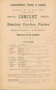 Caroline Fischer (1806-1896)