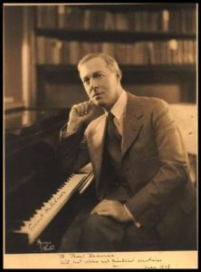 Ernest Hutcheson (1871-1951)