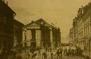 Praga Königlich Deutsches Landestheater