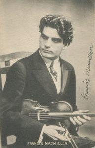 Francis MacMillen (1885-1973)