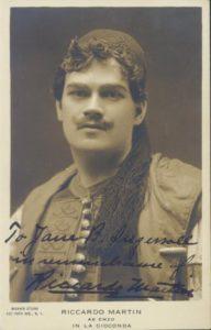 Riccardo Martin (1874-1952)