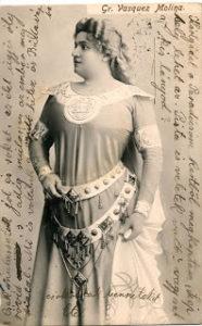 Italia Vasquez-Molina (1869-1945)