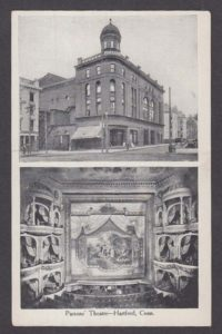Parsons Theater