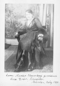 Anna Erler-Schnaudt (1878-1963)