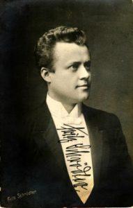 فريتز شروتر (1885-1924)