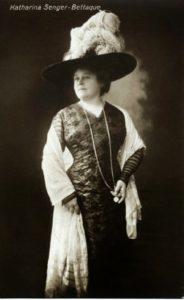 Katharina Senger-Bettaque (1862-1927)