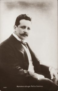 فيليكس سينيوس (1868-1913)