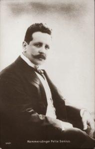 Felix Senius (1868-1913)